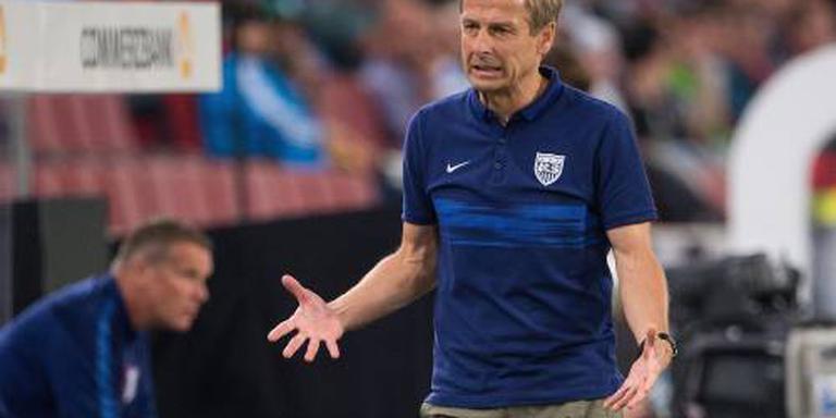 Klinsmann ontslagen als bondscoach VS