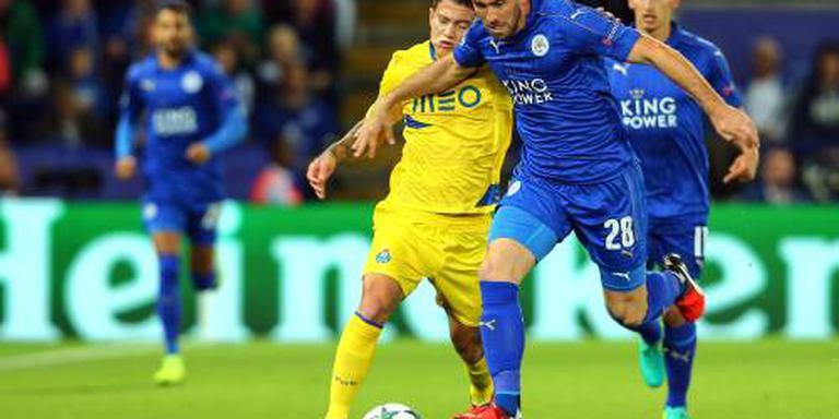 Fuchs verlengt contract met Leicester City