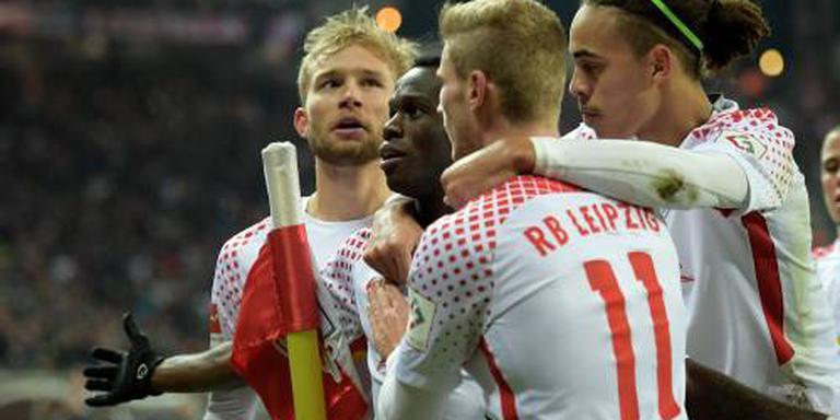 Leipzig wint strijd om tweede plaats