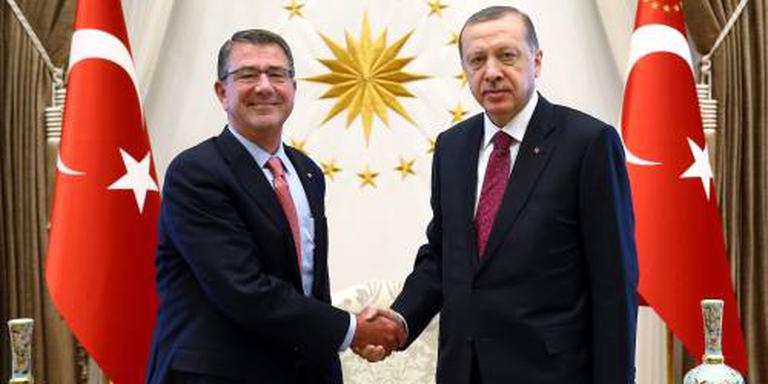 'Principeakkoord' over Turkse rol bij Mosul