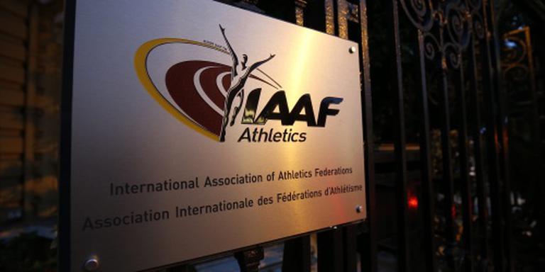 IAAF: Russische atleten onder neutrale vlag