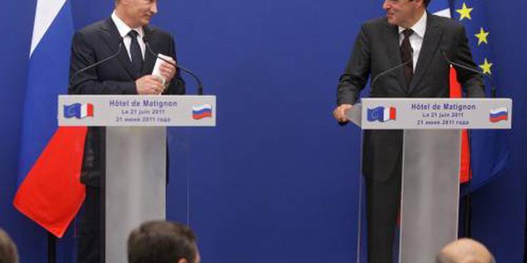 Moskou ziet presidentschap Fillon wel zitten