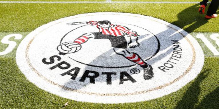 Sparta scherpt clubrecord op Kasteel aan