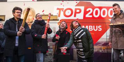 Top 2000-kerkdienst voor Serious Request