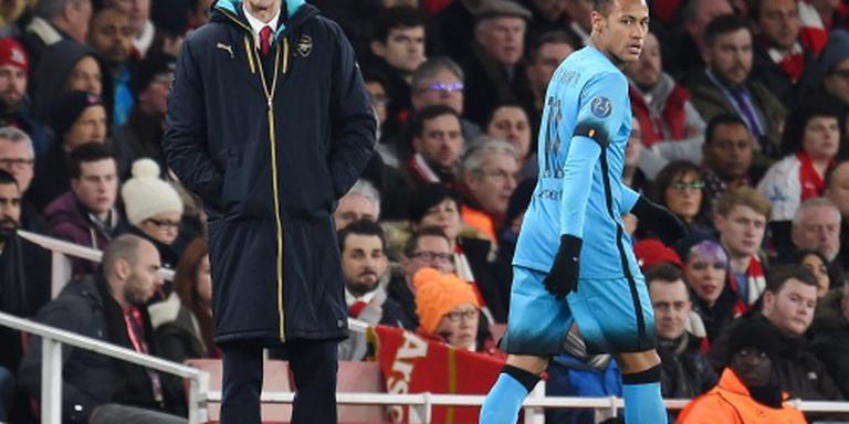 Wenger kan het niet geloven