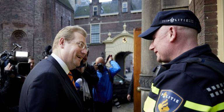 Burgemeesters eisen meer geld voor politie