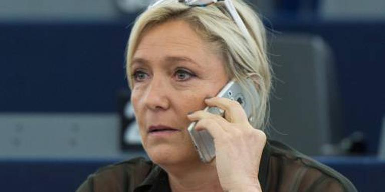 Le Pen moet ruim drie ton teruggeven aan EP
