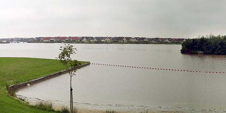 De Rietplas in Emmen.