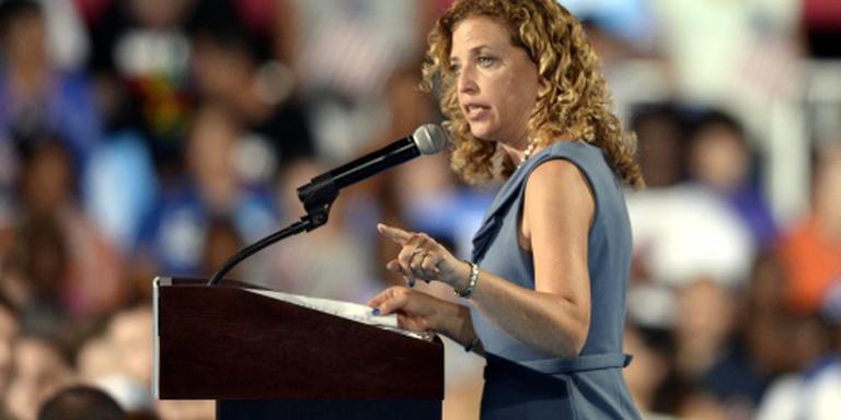 Partijvoorzitter Democraten niet op conventie