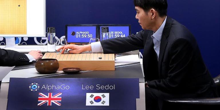 Go-kampioen wint eindelijk van Google-computer