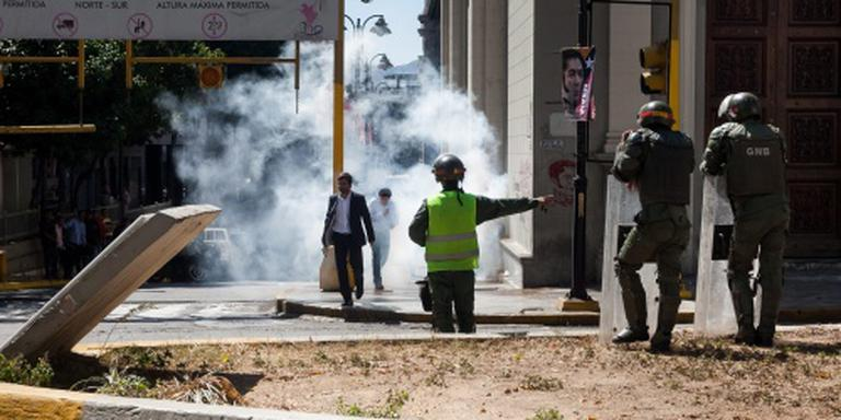 'Caracas gevaarlijkste stad ter wereld'
