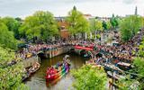 Amsterdam stelt zich kandidaat voor WorldPride 2026