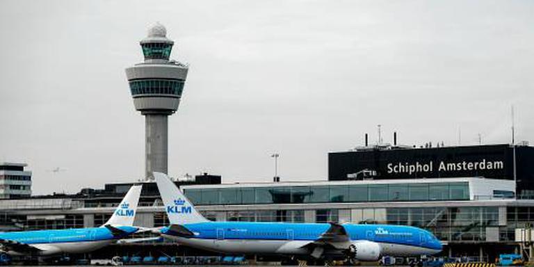 Storing speelde vliegverkeer Schiphol parten