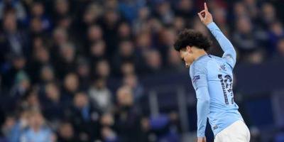 Scoren tegen Schalke 04 doet Sané pijn