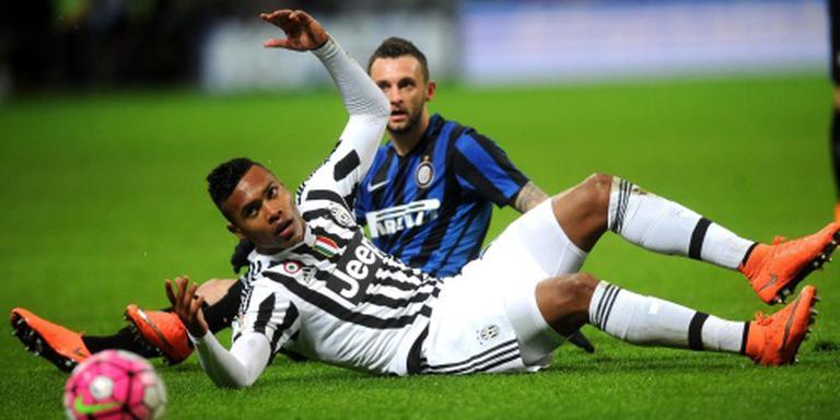 Juventus in bekerfinale na thriller