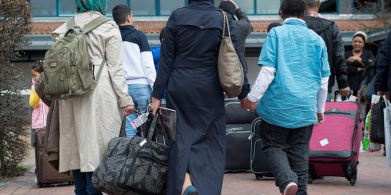 Leegloop in Duitse vluchtelingencentra