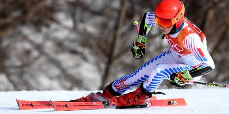 'Gouden' start voor Shiffrin in Pyeongchang