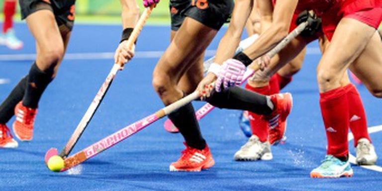 Hockeysters verliezen olympische finale
