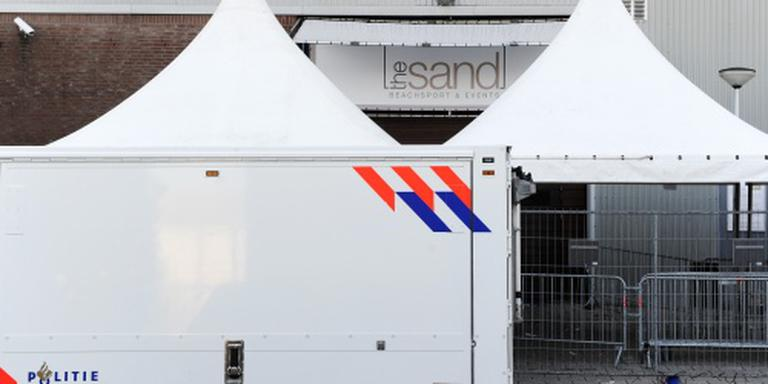 Verdachte na moord The Sand meldt zich