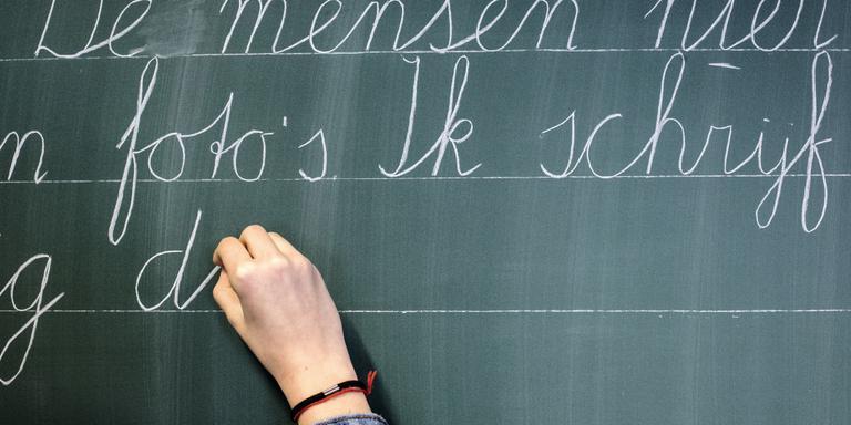 Loppersum neemt risico met scholen