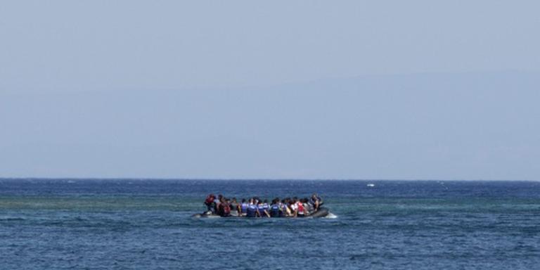 Italianen redden 7100 vluchtelingen op zee