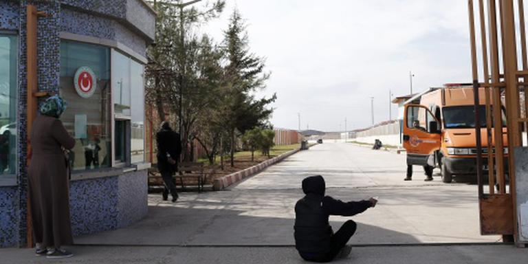 Raketten treffen grensstad Turkije