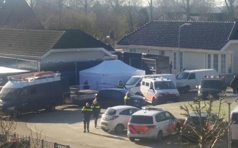 Onderzoek in de kofferbakmoord op het woonwagenkampje in Emmen.