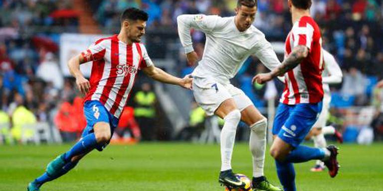 Real Madrid ontsnapt aan puntenverlies