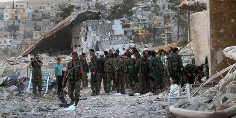 Russen beloven 'humanitaire pauze' Aleppo