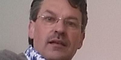 Menno Visser, lid van de rekenkamercommissie Hoogeveen