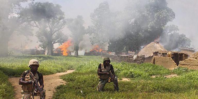 Boko Haram doodt tientallen dorpsbewoners