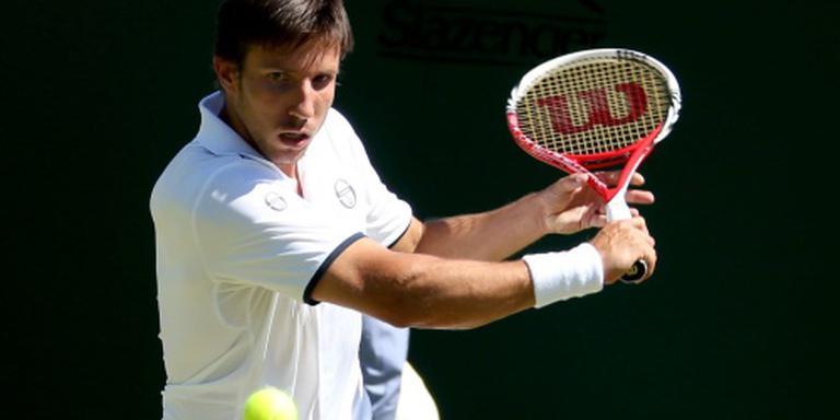 Sijsling niet in hoofdtoernooi Roland Garros