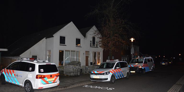 De politie is op zoek naar de man uit Heiligerlee (foto: 112 Groningen)