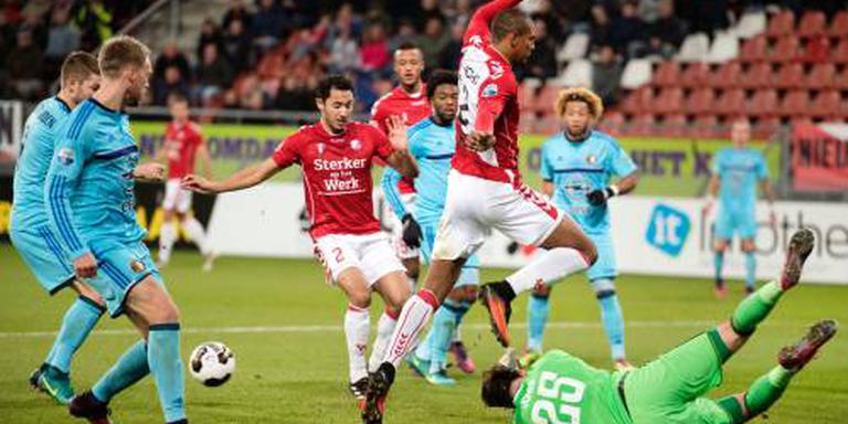 Kramer redt Feyenoord diep in blessuretijd
