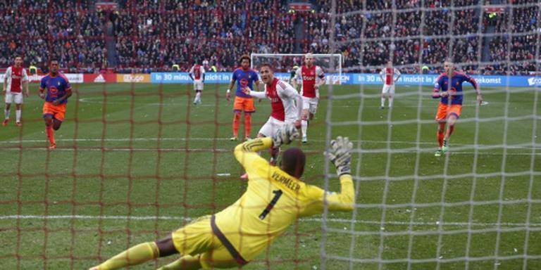 Ajax straft dader van 'Vermeer aan strop'