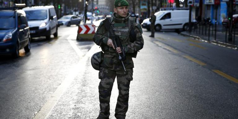 'Terreuraanslag bij Parijs voorkomen'