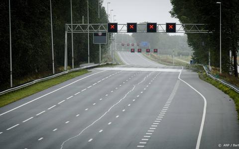 A12 naar Den Haag 9 dagen dicht, veel overlast verwacht