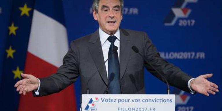 Centrumrechts wil Fillon als Frans president
