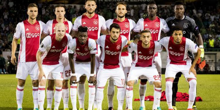 Verlies Ajax door mislopen Champions League