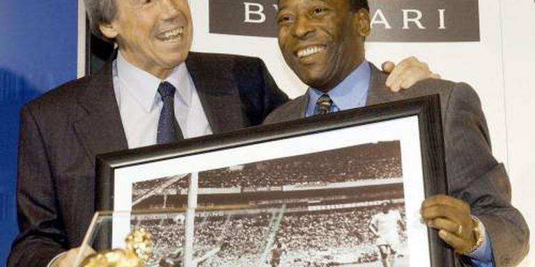 Pelé: Gordon Banks kon toveren