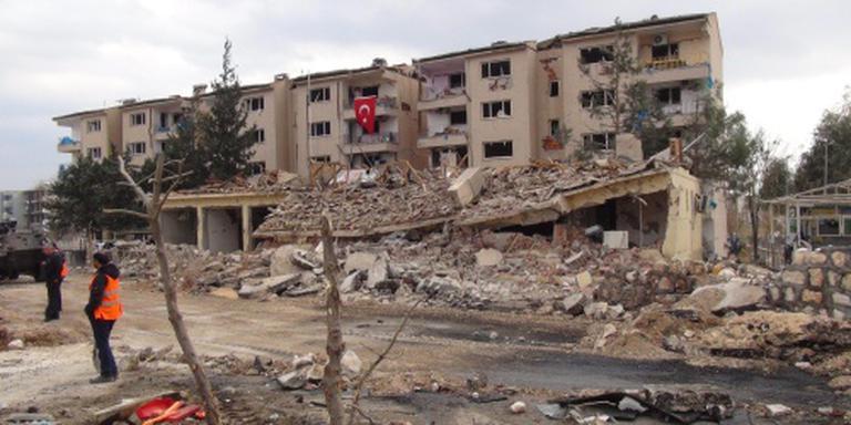 'Militairen omgekomen in zuidoosten Turkije'