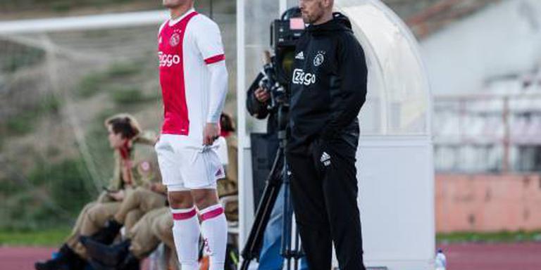 Ajax met Sierhuis tegen Heracles
