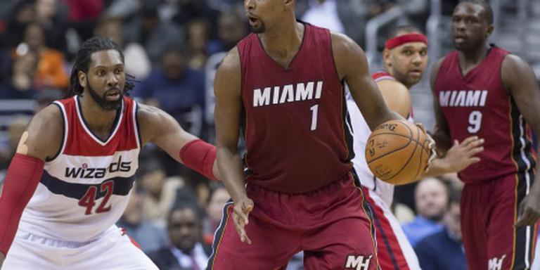 Bosh dit seizoen niet meer terug bij Miami