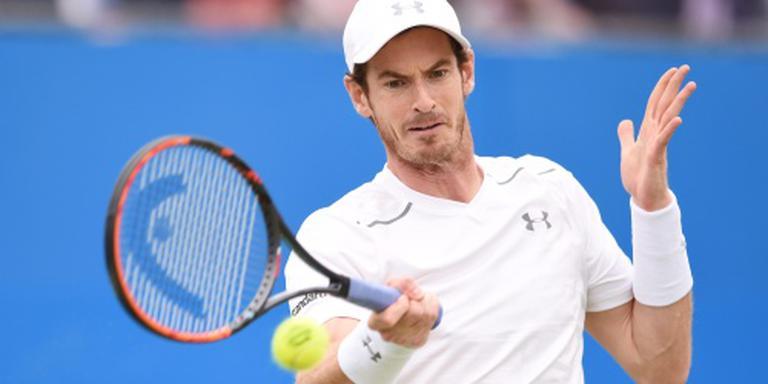 Raonic laat Murray ontsnappen in finale