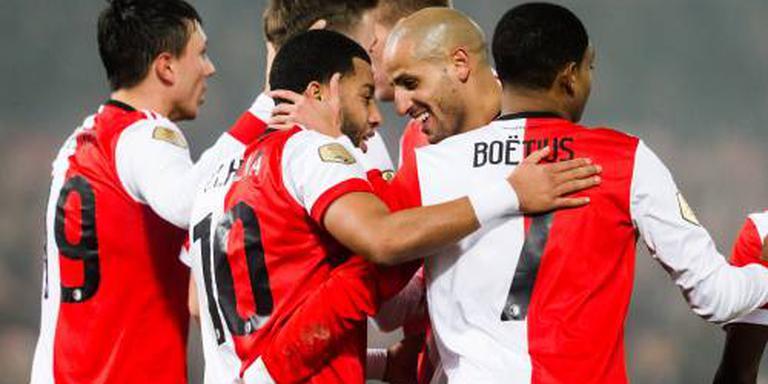 Feyenoord verslaat FC Luzern in Marbella
