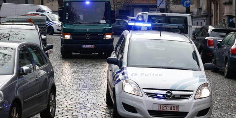 Meer aanhoudingen om terreurdreiging Brussel