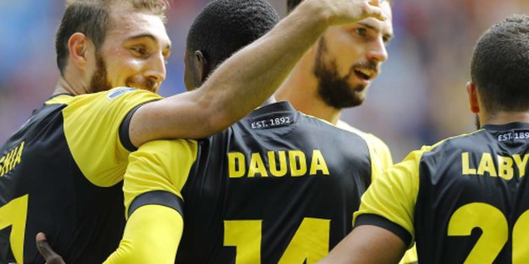 Dauda van Vitesse naar Hearts