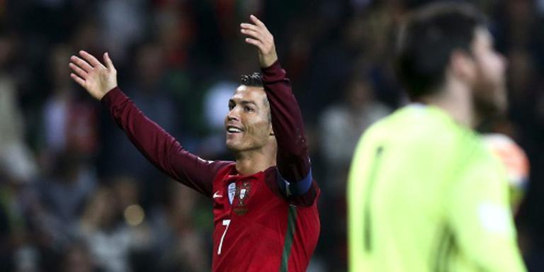Ronaldo laat Portugal weer juichen