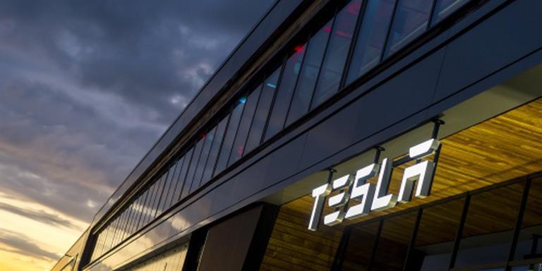 Bedrijven als Tesla zorgen voor Nederlandse banen. Foto: ANP