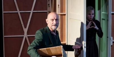 Paul R. Kooij en Wendell Jaspers: sterke acteerprestaties.